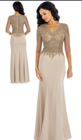 Annabelle Evening Dresses 8622