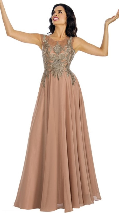 Annabelle Evening Dresses 8635