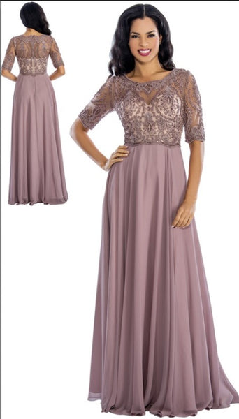 Annabelle Evening Dresses 8648