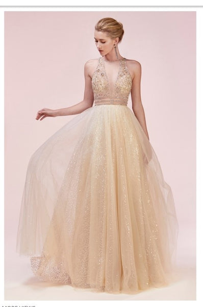 Andrea & Leo Couture A0519 Women Special Occasion Dress, Prom Dress - Jazmine & Yazmine Designer Boutique