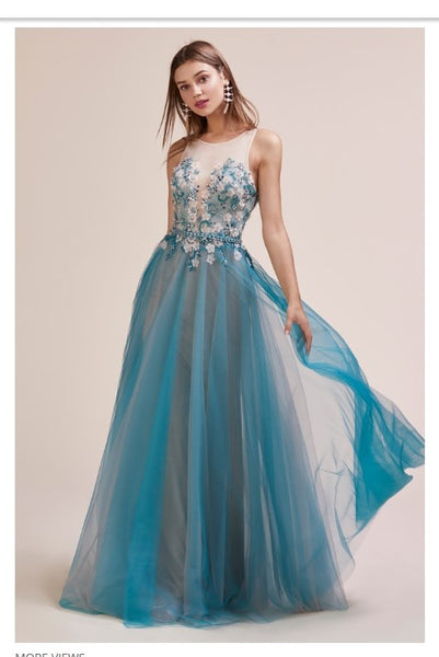 Andrea & Leo Couture A0599 Special Occasion Dress, Prom Dresses