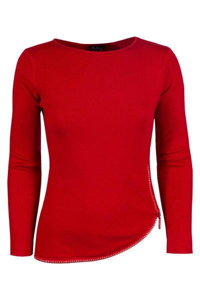 Vila Milano  10844 041  By Sioni Knit Sweater - Jazmine & Yazmine Designer Boutique