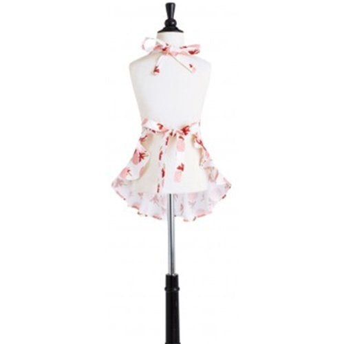Jessie Steele Lollipop Child's Bib Josephine Apron