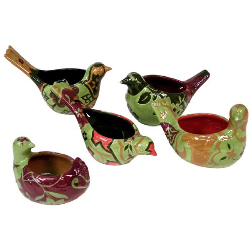 Tracy Porter Corvina Bird Dipping Cups (set of 5)