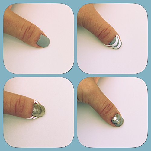 Wrapables 18 Sheets AllyDrew Nail Art