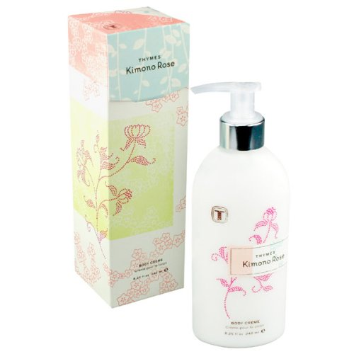Thymes Kimono Rose Spa Collection