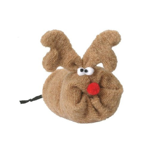 Rudolph the Reindeer Plush Dog Toy