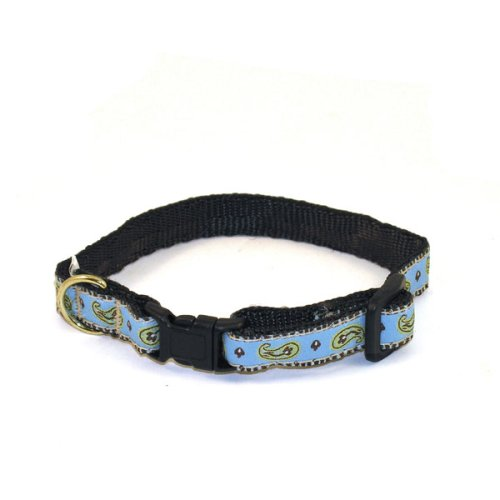 Paisley Cat Collar