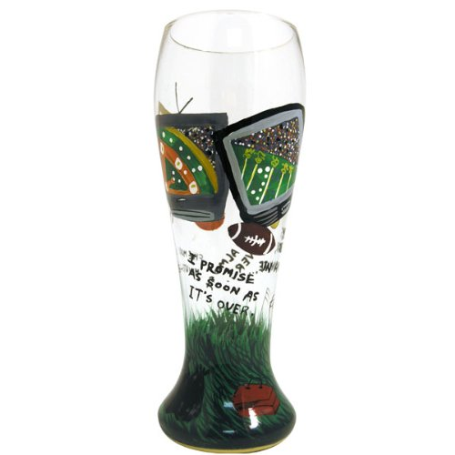 After the Game Pilsner Glass