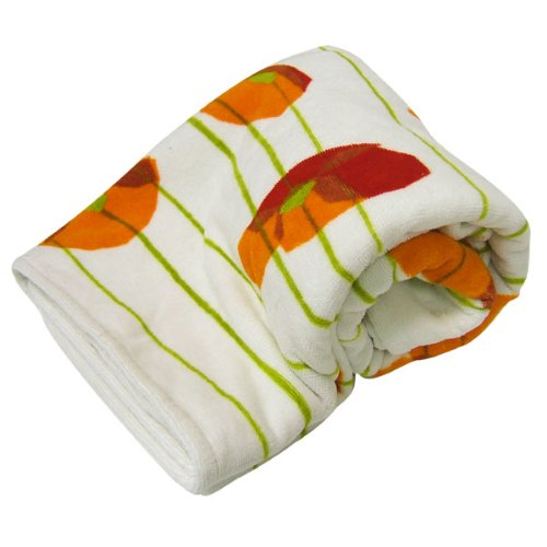 Adler Poppies Towel Collection