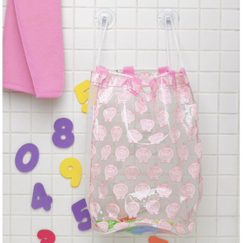 Bath Tub Toy Bag - Little Piggy