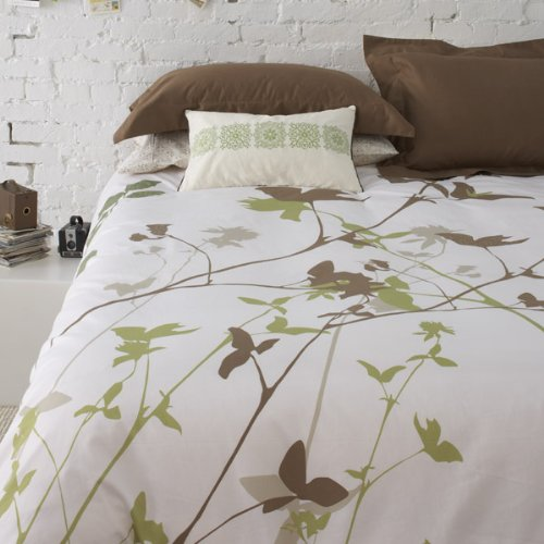 Amanda Green - Duvet Cover Set, King