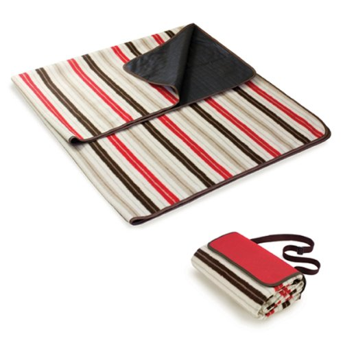 Shoulder Strap Blanket Tote