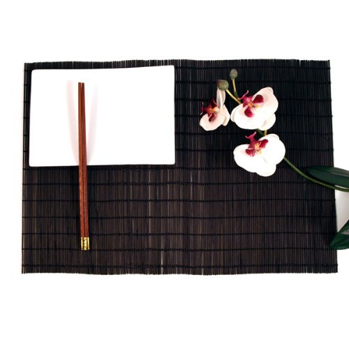 Bamboo Twig Placemats (set of 4)