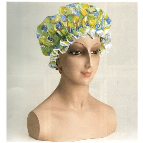 Vinyl Shower Cap - I Love Me