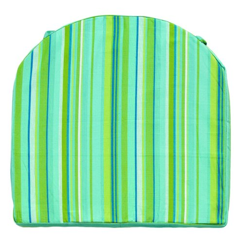Happy Cheeks Lola Stripe Chair Cushion