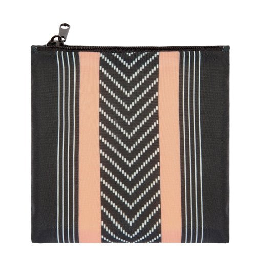 LOQI Echo Stripes Reusable Shopping Bag