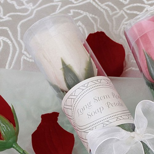 Long-Stemmed Rose Soap