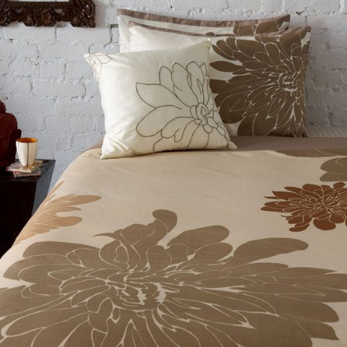 Ashley Ecru - Duvet Cover Set, King