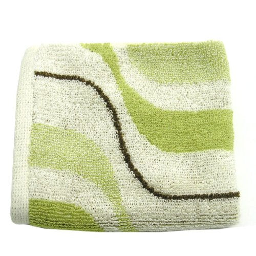 "Wiggle Stripes Washcloth (12""Lx12""W)"