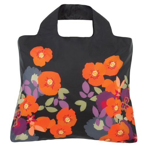 Envirosax Bloom Pouch, Set of 4 Reusable Shopping Bags