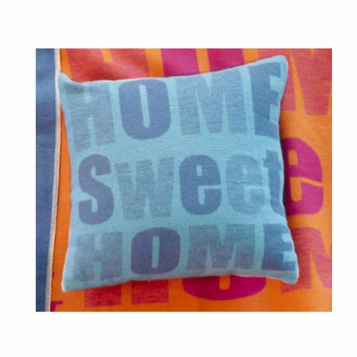 Sweet Home Pillow Cover