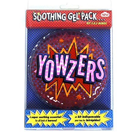 Bruise Soother - Yowzers - 1 Pack