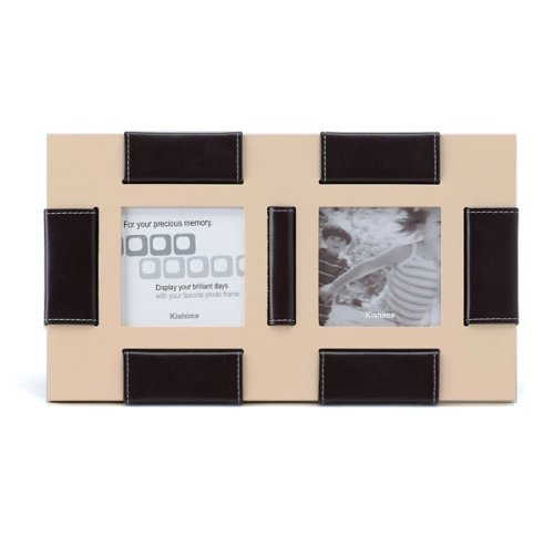 Kishima Leather Photo Frame