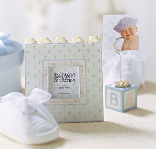 Baby's First Photo Frame - Step
