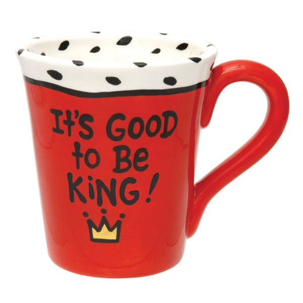 It's Good To Be Mug - King