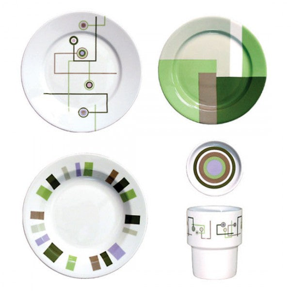 Circuit 5-Piece Place Setting