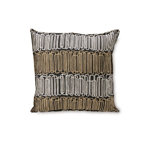 "Long Squares Throw Pillow - 12"" x 19"""
