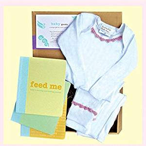 Baby Goods Gift Box - Rose