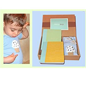 Baby Boy Gift Set - Chocolate Chip