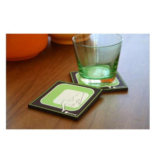 Pop Coasters - Pinup