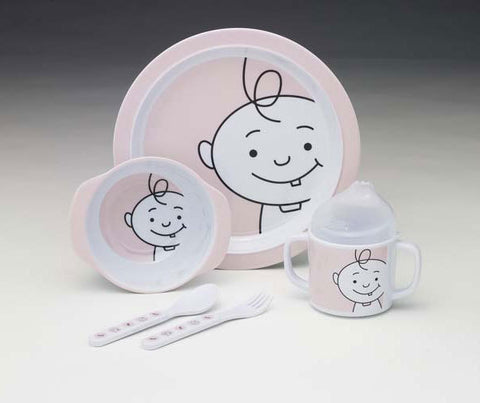 2 Dishes and a Cup(TM) Kids Dinnerware