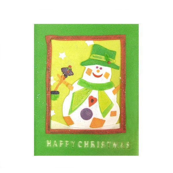 Greeting Soap Card