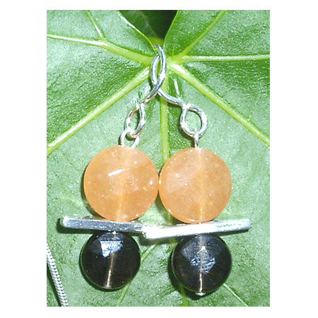 Red Aventurine Earrings