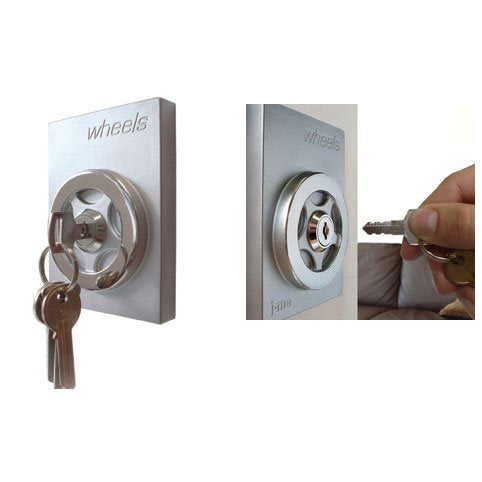 Wheels Key Holder