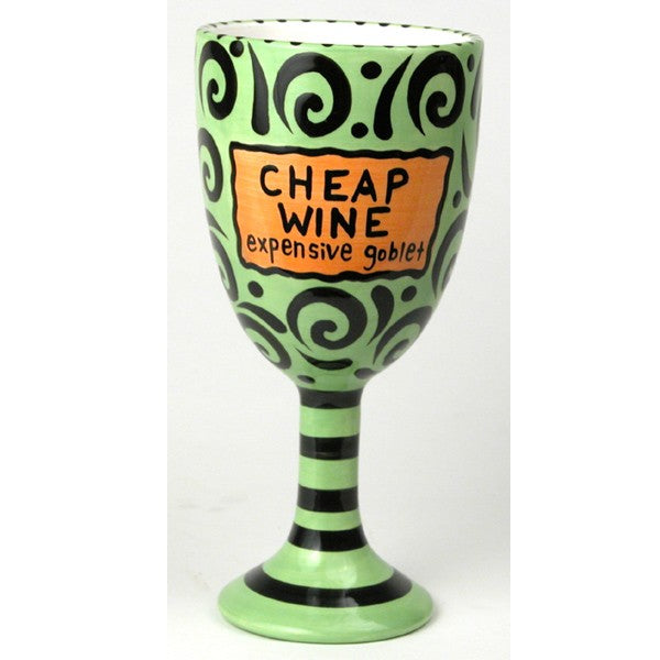 Cheap Wine Goblet