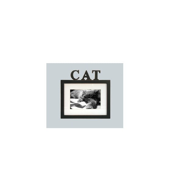 Pet Letterhead Frame - CAT