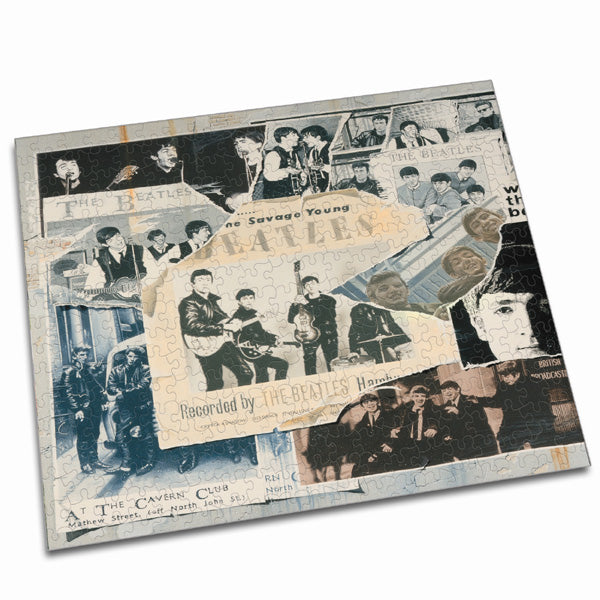 The Beatles Anthology Puzzle - #1