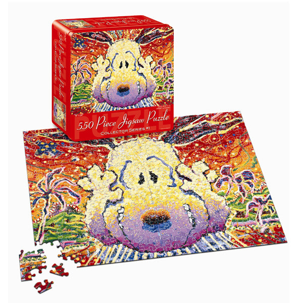 SNOOPY by Everhart Puzzle