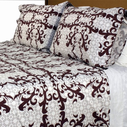 Montreal - Bitter Chocolate Duvet Set