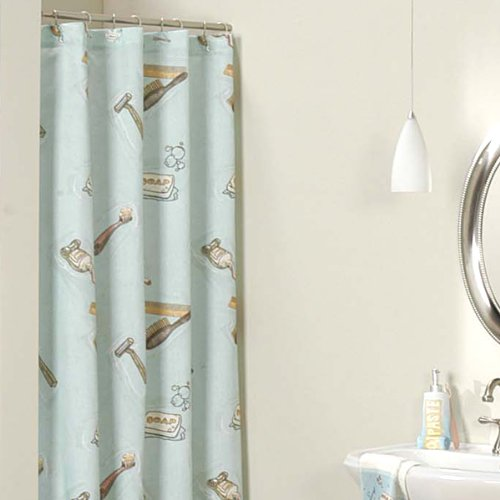 Groomin' Shower Curtain