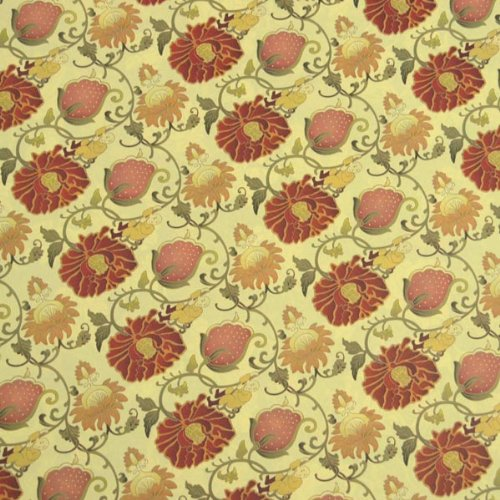 Strawberry Red Washi Decorative Paper (Set of 3)