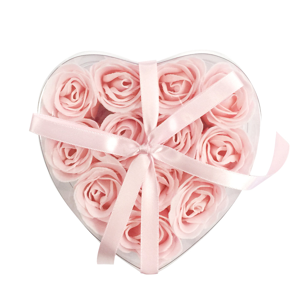 Scented Rose Soaps (set of 12)