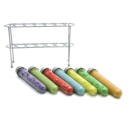 Rainbow Bath Test Tubes (set of 7)
