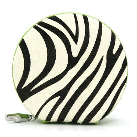 Stripy Dot Jewelry Roll