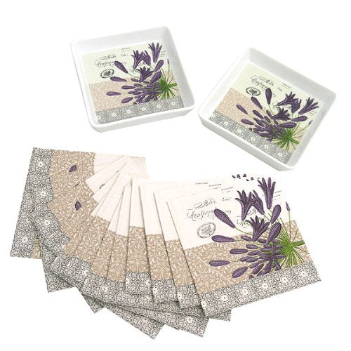 Mudlark Dishes & Napkins Gift Set